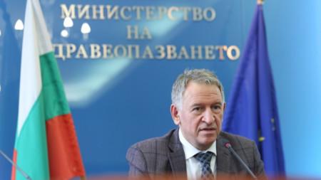 Sağlık Bakanı Dr. Katsarov