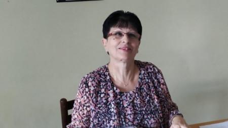 Величка Георгиева, председател на РИК-Кърджали