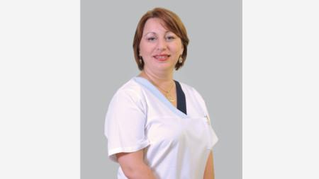 д-р Мариела Русева