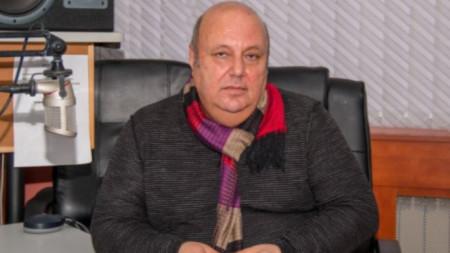Таньо Брайков - предс. на ОбС Стара Загора