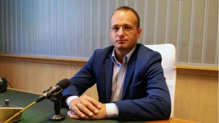 Инж. Симеон Славчев - член на Столичния общински съвет.