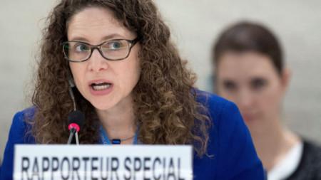 Професор Карима Бенун - специален докладчик на ООН по културните права