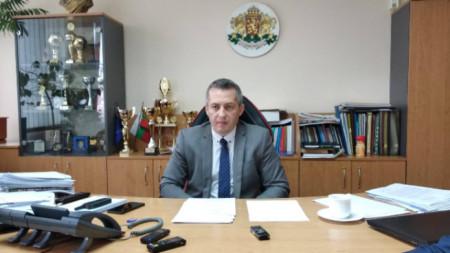 Kryekomisar Nikollaj Haxhiev