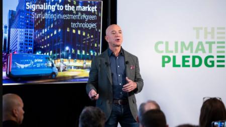Джеф Безос, основател на Amazon