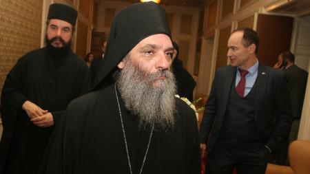 Архимандрит Партений от Бигорския манастир е носител на Наградата за европейски гражданин за 2018 г.