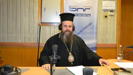 Негово Високопреосвещенство Неврокопски митрополит Серафим