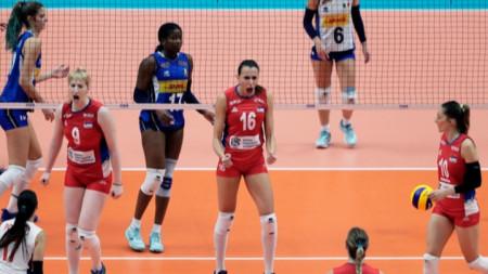 Първа световна титла за Сърбия на волейбол при жените