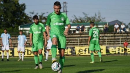 Два отбора от Втора лига отпаднаха за Купата на България