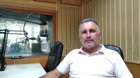 Стоян Трифонов, кмет на село Змейово
