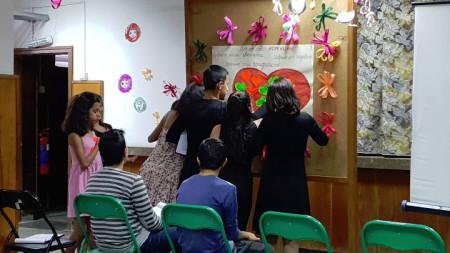 В училището в село Селановци се учат на човечност