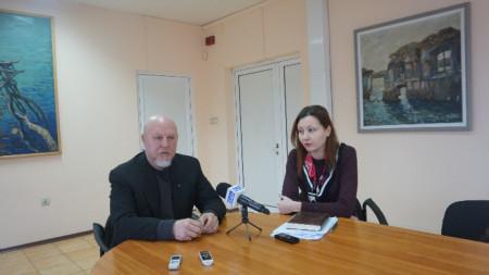 Директорът на РЗОК- Видин д-р Владимир Вълчев направи отчет за 2018 година.