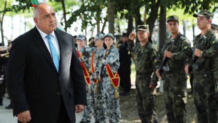 Премиерът беше категоричен, че мирът на Балканите може да бъде сигурен, само ако всички страни са силни и единни.