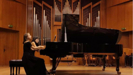 Клавирно дуо