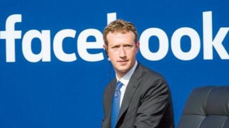 Марк Цукърбърг, основател и главен изпълнителен директор на