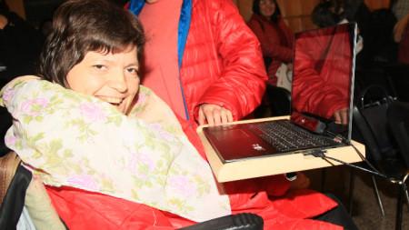 През ноември София бе домакин на международна конференция, посветена на допълващата и алтернативна комуникация за хора с увреждания.