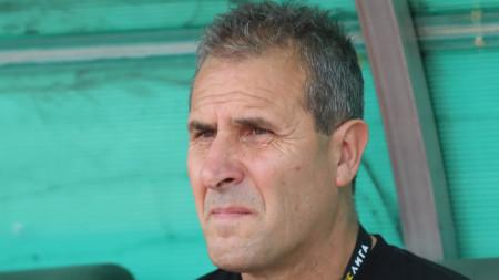 Димитър Димитров бе разочарован след загубата с Локомотив (Пд)