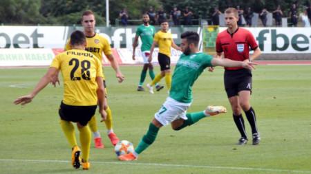 Педро Еуженио е вкарал 27 гола за Берое.