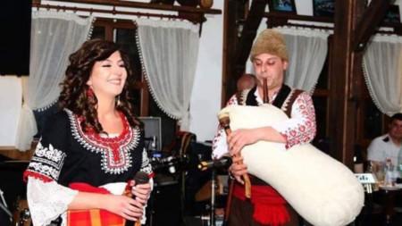 Полина Стефанова и Галин Ангелов