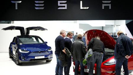 Модел 3 на компанията Тесла