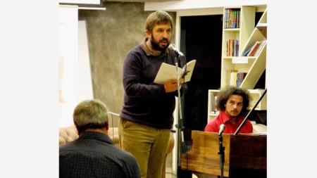 Марин Бодаков, Вечер на музиката и поезията на програма