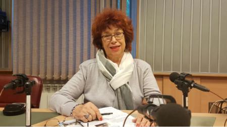 Д-р Мая Желева, началник на Центъра за рехабилитация на Университетската специализирана болница за активно лечение по онкология.