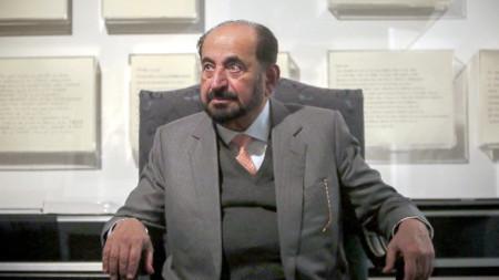Шейхът на Шарджа Султан бин Мухамад ал Касими