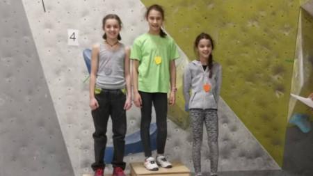Победителките в 3 група