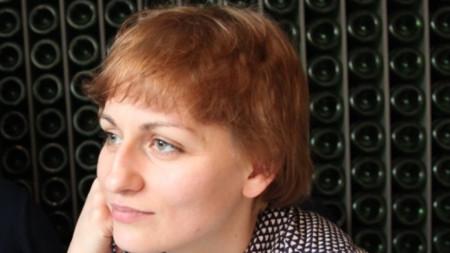Маргарита Доровска, директор на Дома на хумора и сатирата в Габрово