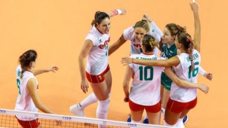 Волейболистките ни победиха Румъния в контрола