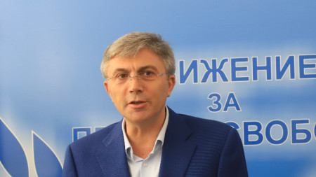 Председателят на ПГ на ДПС Мустафа Карадайъ