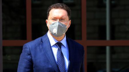 Данил Митов - кандидатът за премиер на ГЕРБ-СДС