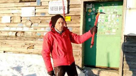 66-летний Любомир Палакарчев