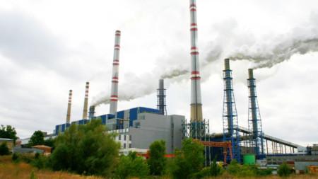 Central termoeléctrica Maritsa Este 2