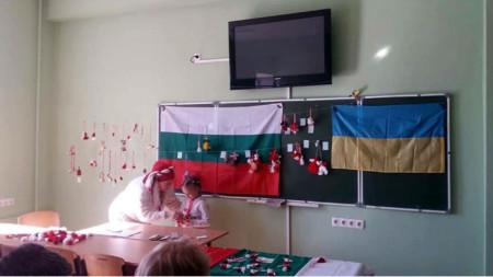 Болгары в Украине чтут болгарские традиции
