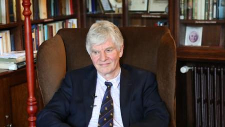 Проф. Дейвид Кранстън от Оксфордския университет ще открие конференцията в Плевен.