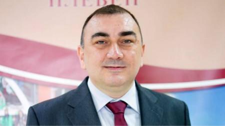 Проф. Добромир Димитров, ректор на Медицинския университет в Плевен