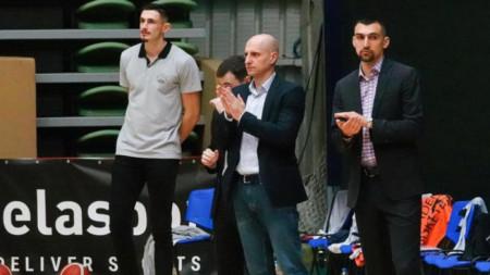 Академик с тежки мачове в Балканската лига и за Купата на България