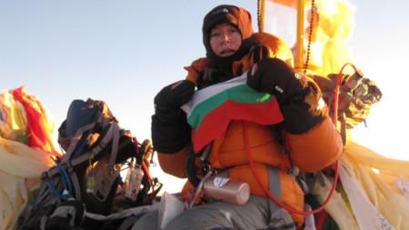На Еверест, 2009 г.