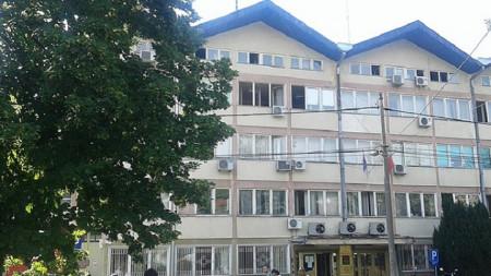 Сградата на общината във Върнячка баня