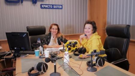Ива Дойчинова и Златна Костова