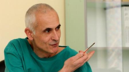 Проф. д-р Румен Пандев
