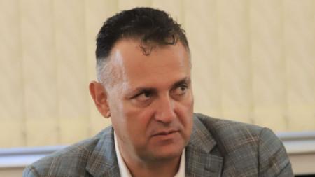 Изпълнителният директор на Българския енергиен холдинг Валентин Николов
