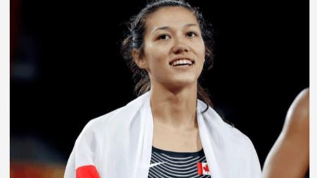 Нина Шулц представяше Канада до 2018 година.