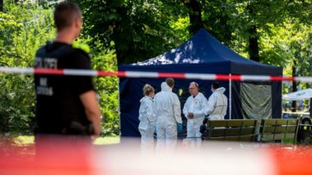 Убийството на грузинец от чеченски произход бе извършено на 23 август 2019 г. в парк в Берлин.