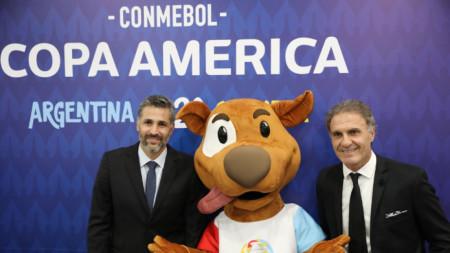 Турнирът трябваше да започне през юни в Аржентина и Колумбия.