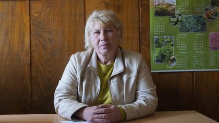 Цветелина Ботева, кмет на село Камено поле