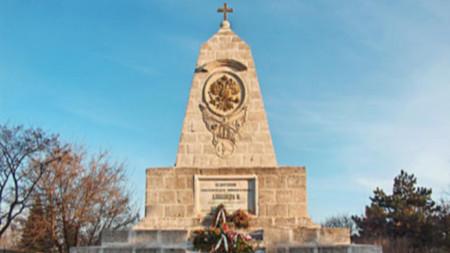 Паметникът на генерал Цимерман