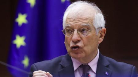 Изказване на Жозеп Борел пред Европейския парламент след неговата визита в Москва