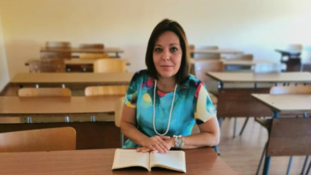 Диана Данова - учител по математика - Плевен