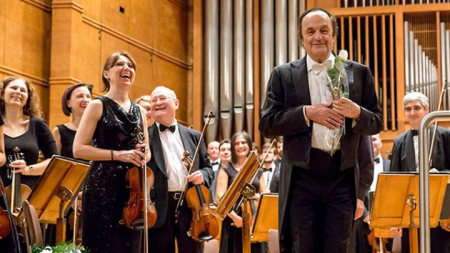Шарл Дютоа и Софийската филхармония